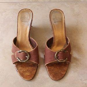 Joan & David sandals